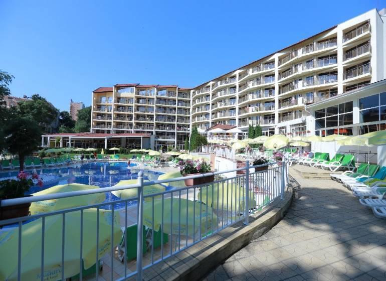 Park Hotel Madara,Bulgaria / Nisipurile de Aur