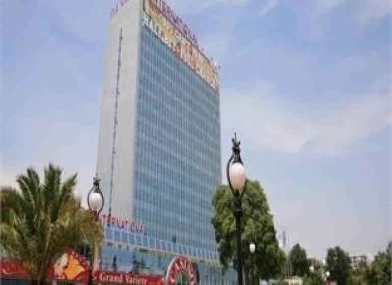 International Hotel Casino,Bulgaria / Nisipurile de Aur