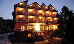 Hotel Marea Neagra, Romania / Sinaia