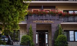 Hotel Regal Sinaia, Romania / Sinaia