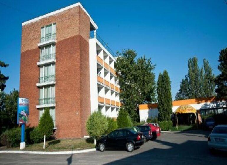 Hotel Belvedere, Eforie Nord