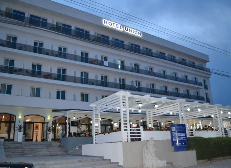 Hotel Union, Eforie Nord
