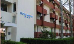 Hotel Complex Mediteranean ( Fost Mercur Minerva), Romania / Mamaia