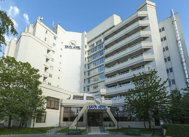 Hotel Savoy, Mamaia
