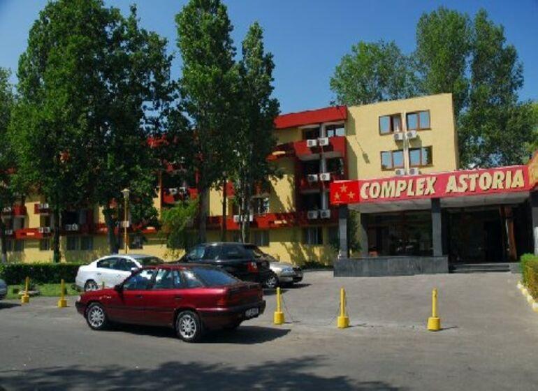 Hotel Astoria, Mamaia