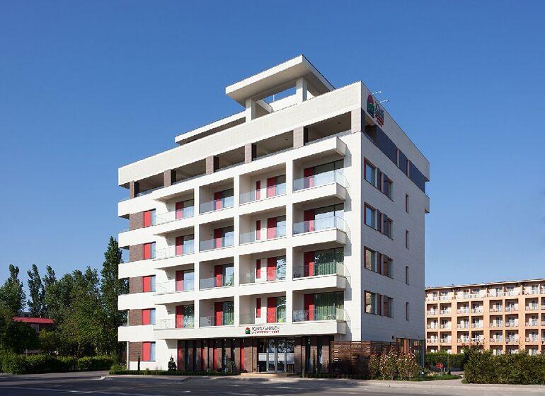 Tomis Garden Aparthotel,Romania / Mamaia