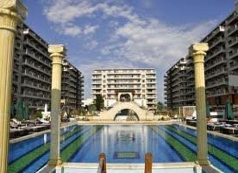 Phoenicia Holiday Resort,Romania / Mamaia
