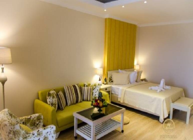 Hotel Phoenicia Luxury,Romania / Mamaia