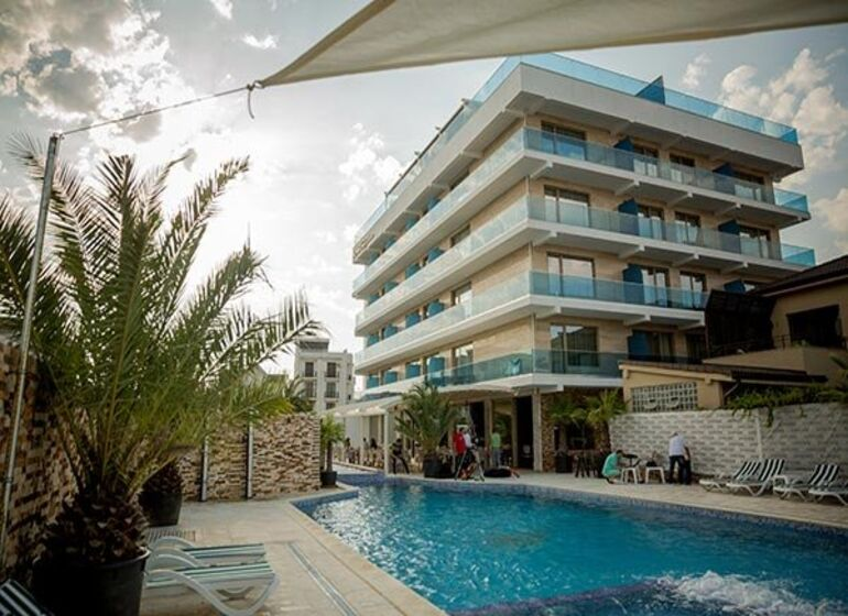 Hotel Almar Luxury,Romania / Mamaia