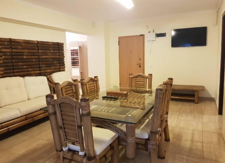 Wood Apartment Vila Alisia,Romania / Mamaia