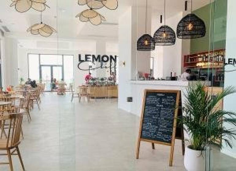 Hotel Lemon Cliff Luxury,Romania / Mamaia
