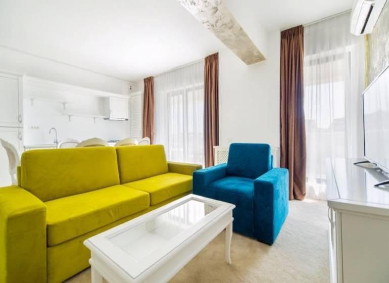 Paradis Apartments - Miramare,Romania / Mamaia