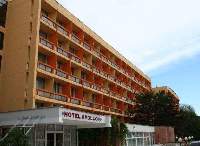 Hotel Apollo, Neptun
