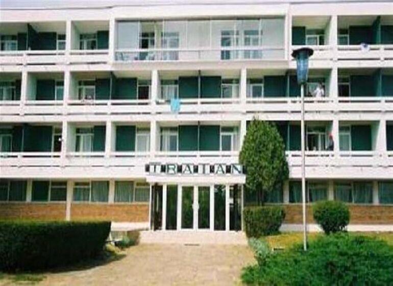 Hotel Traian,Romania / Neptun