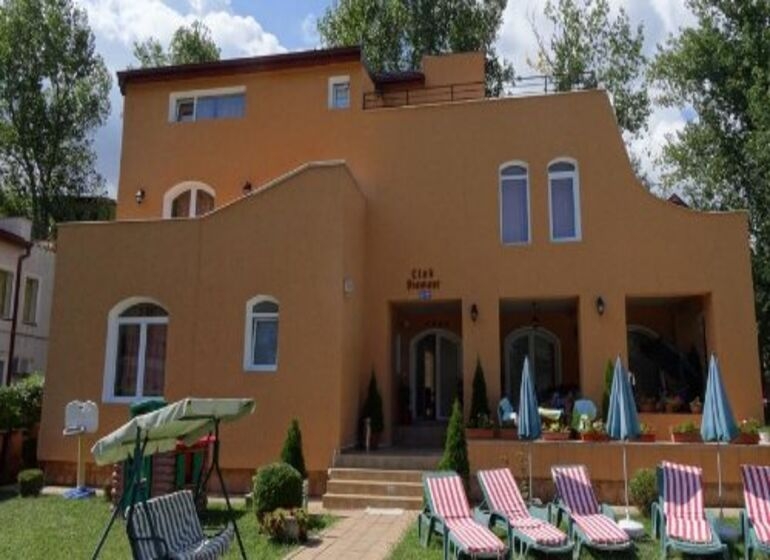 Vila Diamant,Romania / Neptun