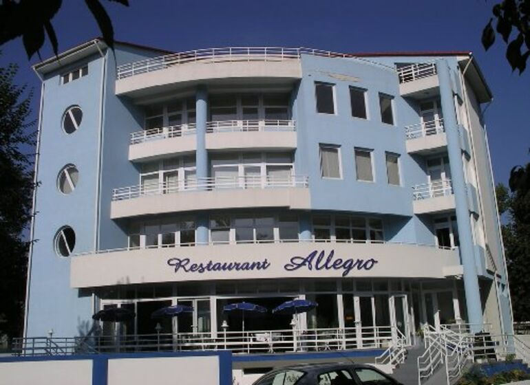 Hotel Allegro,Romania / Eforie Nord
