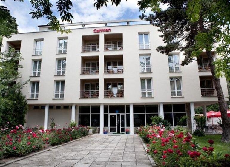 Hotel Carmen,Romania / Eforie Nord