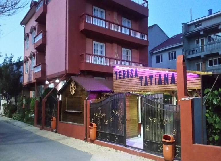 Tatiana,Romania / Eforie Nord