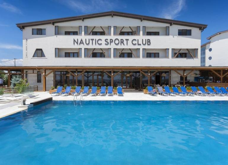 Nautic Luxury,Romania / Mamaia