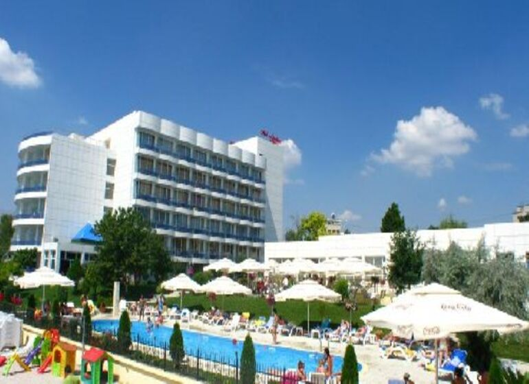 Hotel Afrodita,Romania / Venus
