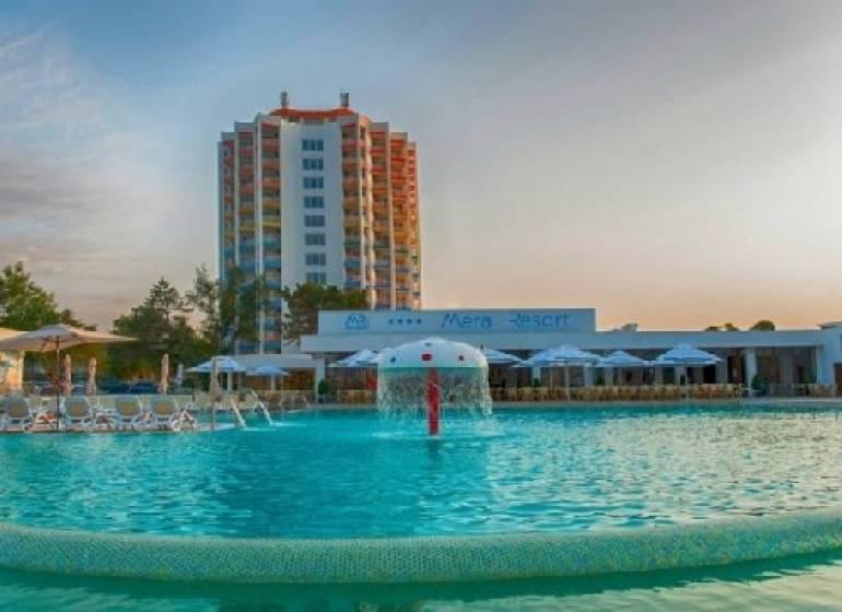 Hotel Mera Resort,Romania / Venus