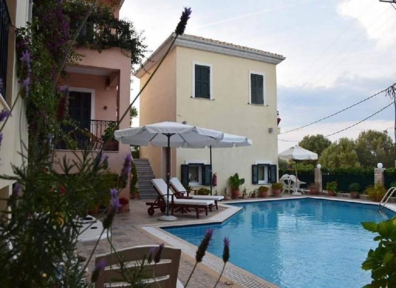 Sparto Village,Grecia / Lefkada