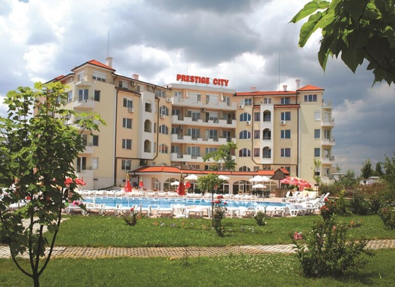 Hotel Apart Prestige City 1 Sunny Beach,Bulgaria / Sunny Beach