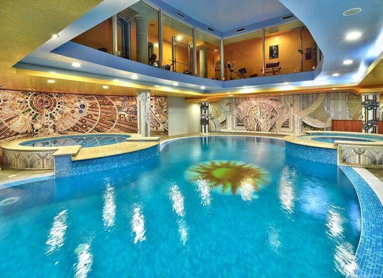 Hotel Ihotel,Bulgaria / Sunny Beach